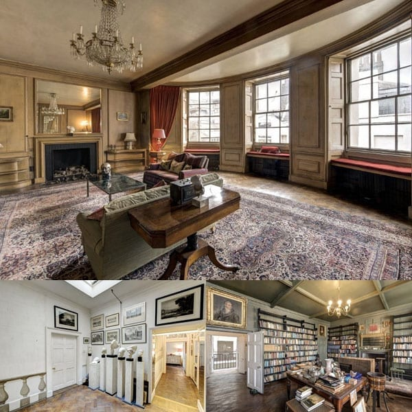 The Paradise of Piccadilly – Set A11/A12, Albany, Piccadilly, Mayfair, London, W1J 0AL – Knight Frank – £6.95 million