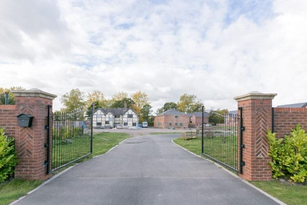 Old and new – Buckshaw Hall and Buckshaw Barn, Buckshaw Village, Knight Avenue, Chorley, Lancashire, PR7 7HW – £600,000