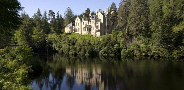Slashing the wire – Brendan Clouston to sell Eilean Aigas estate for £15 million less than he invested in creating it for £5 million