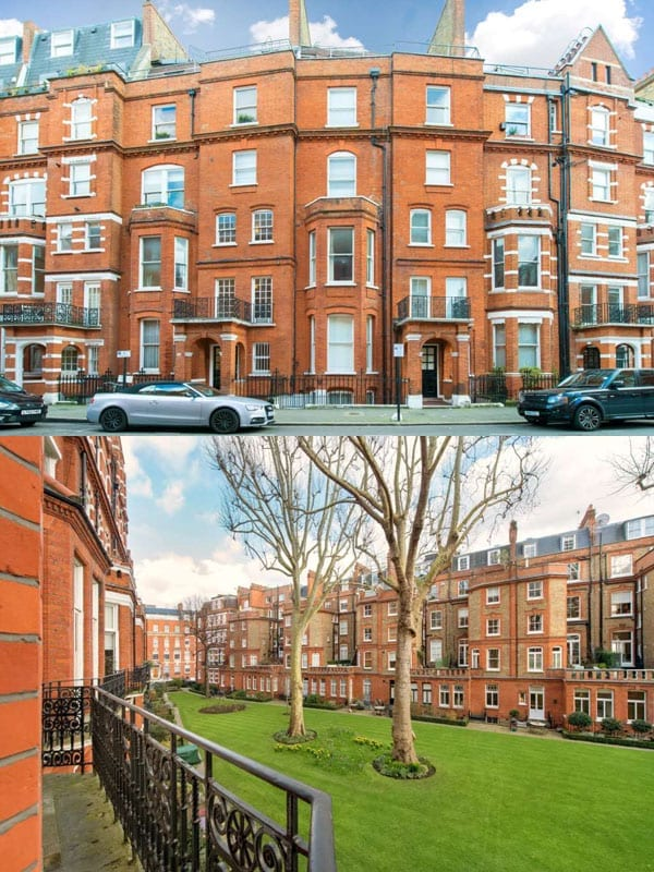 Studios on the up? Southwell House, 34 – 36 Egerton Gardens, London, SW3 2DB – Studio flat for sale for £1.375 million