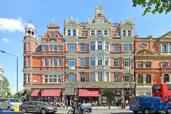 Greeks and Aristos on Sloane Square - A £7.975 million apartment above Colbert on Sloane Square provides indication of the playground for the international super-rich that Chelsea has become