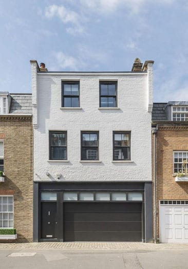 A fruity price - Minute 1-bedroom Knightsbridge mews house comes to the market for an astounding £3.75 million
