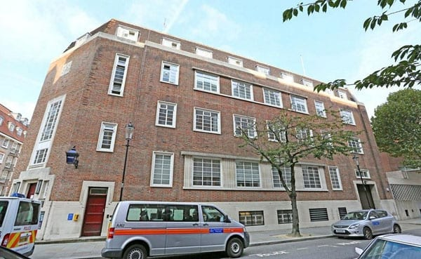 The Party's Over – Chelsea Police Station, Lucan Place, London, SW3 reoffered for sale after aborted sale