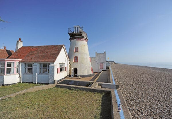 Life's a beach – The Old Mill House, Fort Green, Aldeburgh, Suffolk, United Kingdom, IP15 5DE