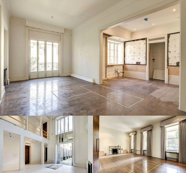 The £5,000 per square foot fixer-upper flat – Flat A, 80 Eaton Square, London, SW1W 8AP - £30 million or £4,912 per square foot
