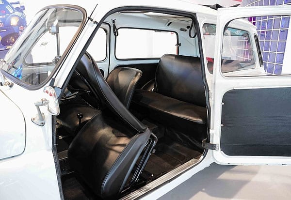 Fiat 500K Giardiniera micro-estate for sale for £19,000