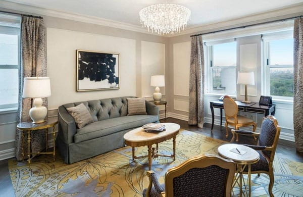 Live like Eloise - Condo suite apartment on offer for sale through RLTYNYC for £2.6 million ($3.95 million)