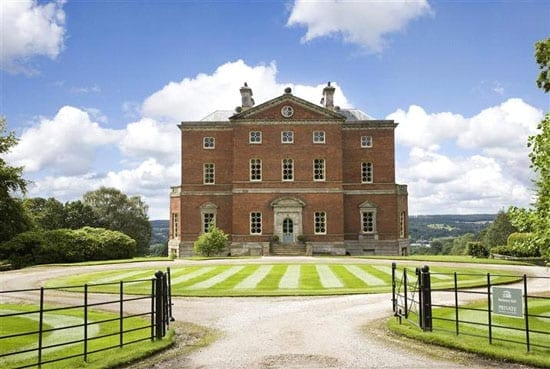 The now magnificently restored Barlaston Hall is for sale for £2.3 million