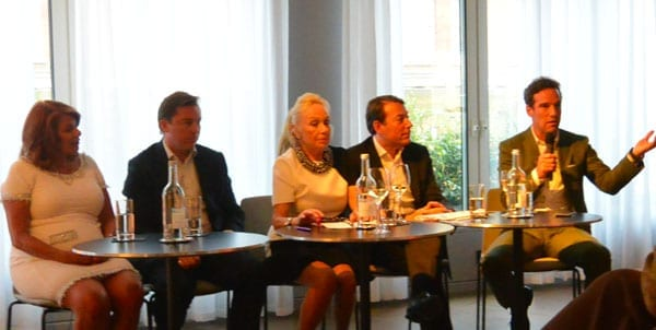 The coming property crash? The Steeple Times debate: Is there a Dante's Inferno coming for London's property market? – 17th May 2016 at 12 Hay Hill, Mayfair, London, W1 – Nick Crayson, Crayson; Genny Henderson, The Room Company; Alan Miller, SCM Group and Andy Smith, 1st Asset – Chaired by Jackie Branston