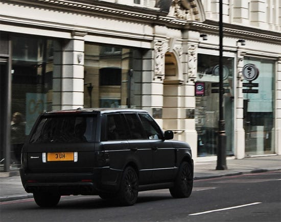 The streets of Knightsbridge are sadly now jammed by Range Rover driving super rich sorts
