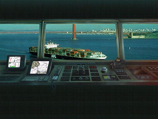As is the case on a ship, the view from The Bridge can sometimes be somewhat daunting when it comes to making investment decisions