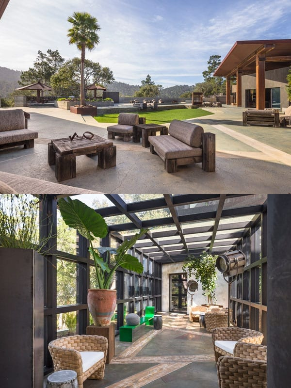 Three umbrellas – Tres Paraguas, 566 Aguajito Road, Carmel-By-The-Sea, CA 93923, USA – £12.6 million – Justin Fichelson