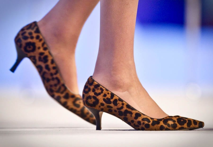 Shoeing Out Theresa – Theresa May's footwear is hardly news – Why did the BBC waste fifteen minutes discussing Theresa May's footwear? She should resign and go and work for Ivanka Trump's