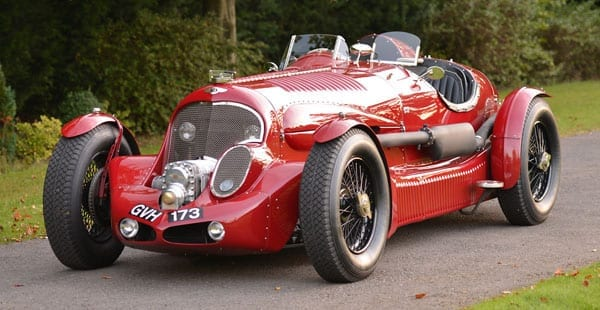 This 2003 Bentley Petersen racer could be yours for £420,000