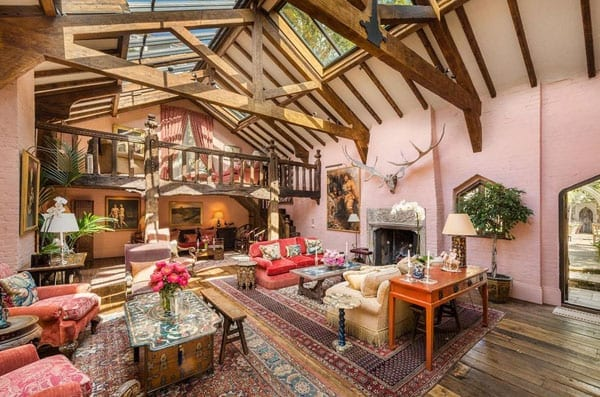 A Great Cottage – Great Cheyne Studios and Cheyne Cottage, 12a to 14 Cheyne Row, Old Chelsea, London, SW3 5HL - £20 million – Strutt & Parker – Robert A. Heffner III
