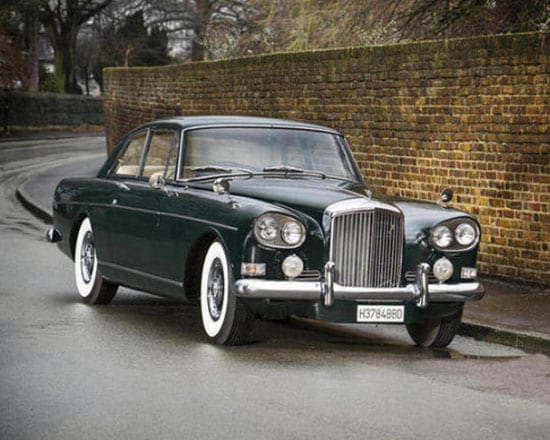 This S3 Continental is to be sold by Bonhams in Oxford on the 8th March 2014