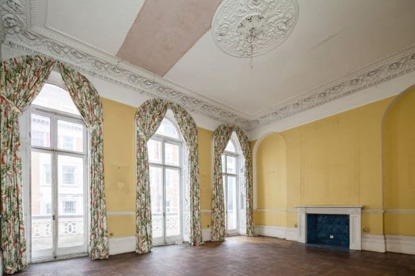 Ruskin's fixer-upper - 6 Charles Street, Mayfair, London, W1J 5DG - £1.25 million - Wetherell
