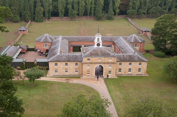 A £65 million mansion – Hackwood Park, Alton, Basingstoke, Hampshire, RG25 2JZ – £65 million (£94.1 million or €83.5 million)