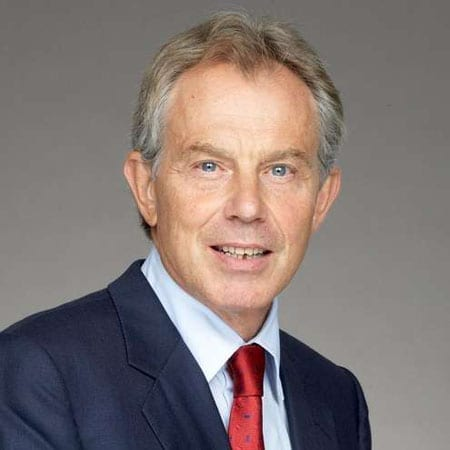 """Tony Blair doesn't consider himself one of the """"super-rich"""""""