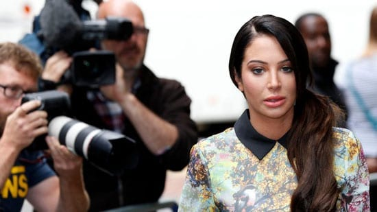 Tulisa Contostavlos is keen to see tougher regulation of the media and investigative journalism