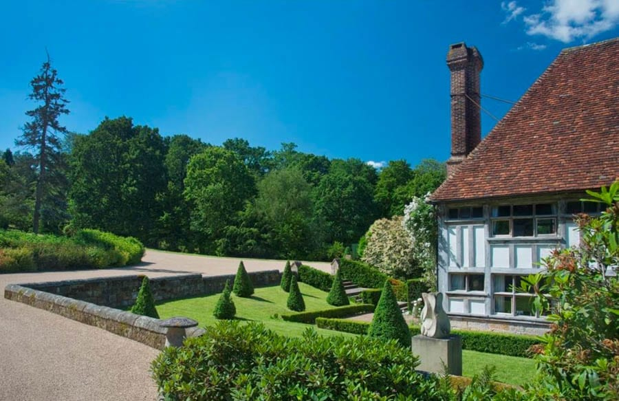 Tremendous Twyssenden - £6.95 million for The Twyssenden Estate, Goudhurst, Kent, United Kingdom, TN17 2RG – Grade II* listed Kentish manor house for sale along with 258 acres of land; its asking price has been reduced by over £1 million through Savills.