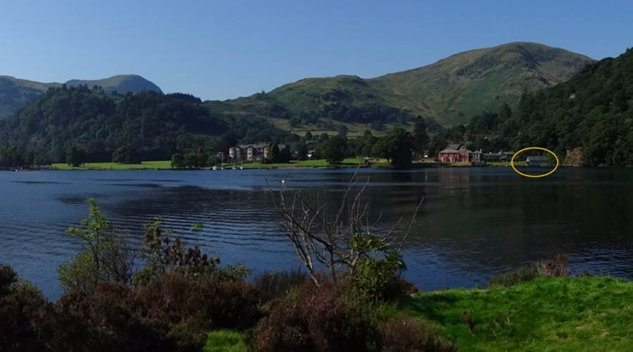 A Half Million Hut – £500,000 ($654,000, €562,000 or درهم2.4 million) for Wall Holm Boathouse, Glenridding, Ullswater, Lake District, Cumbria, CA11 0PF through estate agents Fine & Country – Lakeland boat house goes on sale for somewhat ambitious sum of £500,000 in spite of not having any residential accommodation.