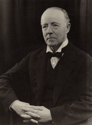 Walter Runciman, 1st Viscount Runciman of Doxford by Bassano (1935), © National Portrait Gallery