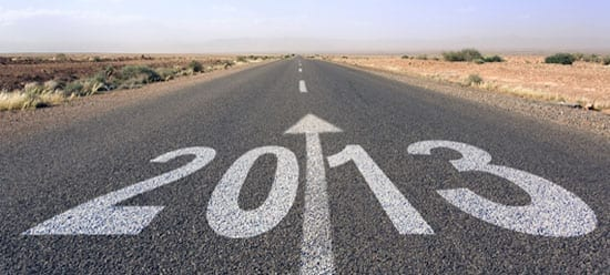 We all wish to motor out of 2013