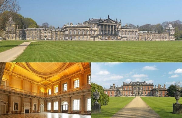 Five of the Best: Rambling ruins  - British mansions that require new owners with bottomless pockets - Wentworth Woodhouse