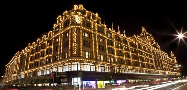 "Overheard - 1st December 2015 - ""What is Harrods?"" - A question that is not heard often in Knightsbridge (or anywhere else for that matter)"