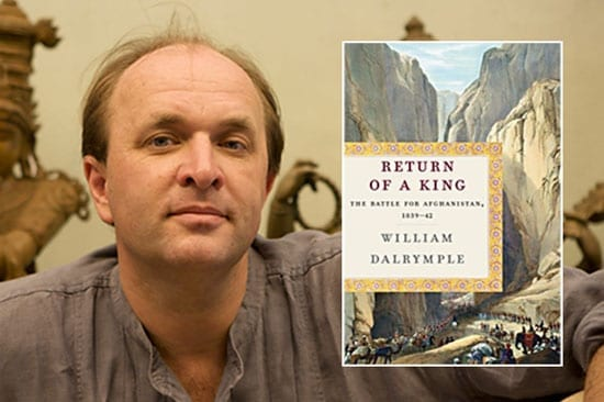 """William Dalrymple and his latest work, """"Return of a King"""""""