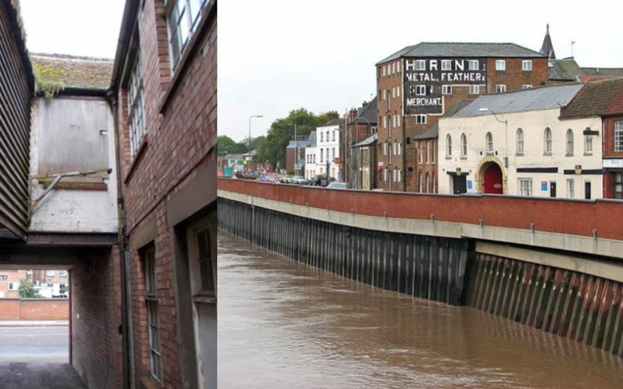 Britain's Cheapest Freehold? £100 for a flying freehold room in Nene Quay, Wisbech, Cambridgeshire, PE13 1AQ, United Kingdom through William H. Brown – Waterfront property in Wisbech, Cambridgeshire heads to auction for an extraordinarily low price.