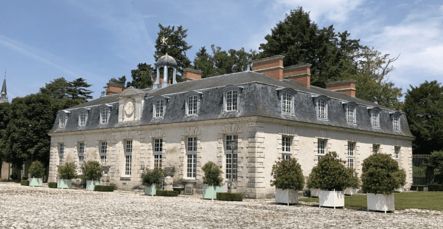 A Cut Cost Château – £27.6m for Château de Menars, 15 Le Château, Loire Valley, Blois, 4100 Menars, France through Sotheby's International Realty – Vast French château in the Loire Valley for sale for 'just' £27.6 million in spite of having had £80.1 million spent already on its renovation; it was most famously owned by Jeanne Antoinette Poisson, Madame de Pompadour (1721 – 1764).