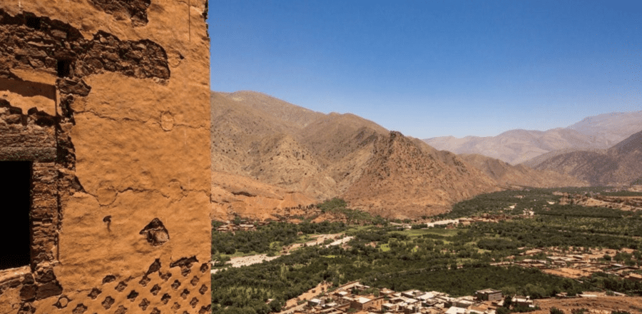"A £5 Million Party Wreck – Kasbah Tagountaft, Morocco for sale Ruined Moroccan fortress fit for the most lavish of bashes for sale for £5.3 million through Kensington Properties; Kasbah Tagountaft may be ""spectacular"" but it most certainly doesn't have Wi-Fi."