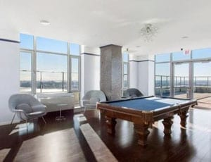 An apartment with extras – The Atelier Condo, 635 West 42nd Street, Midtown West, New York, NY 10036 – £59.2 million – Daniel Scott Neiditch and River 2 River Realty