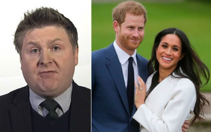 Warped Walker vs. Magnificent Markle – Andre Walker and Meghan Markle – Kushner-Trump mouthpiece Andre Walker's attack on Meghan Markle was an utter disgrace; it is time that this warped weirdo was called out for what he truly is