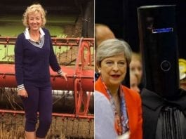 Bumbling Bucketheads – Theresa May appointments Andrea Leadsom – Theresa May's decision to appoint CV faker Andrea Leadsom is indicative of where her bumbling bag of bilge government is headed.