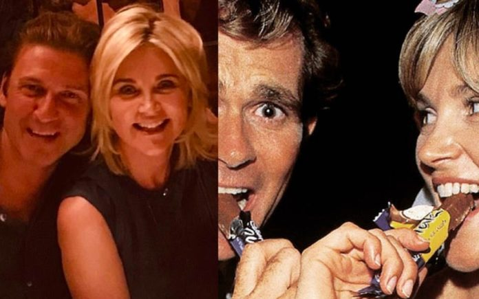 Anth' Takes A Second Bite – Anthea Turner to marry policeman biter – Anthea Turner's second wedding will forever be remembered for pictures of her biting into a Cadbury's Flake; her third is going to be eternally linked to her fiancé's policeman biting habit.