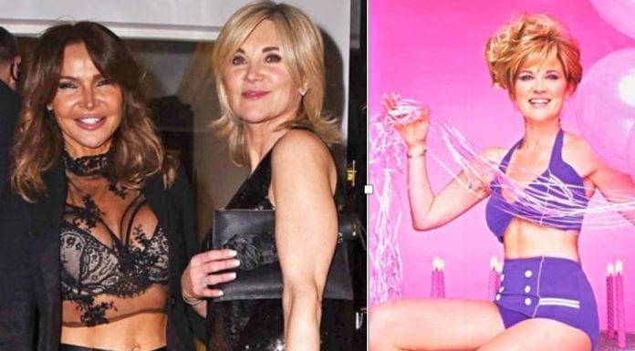 Anth's August Antics – Anthea Turner finds herself a toyboy – That three newspapers chose to run a story about Anthea Turner finding a toyboy is proof that the 'silly season' is in full swing.