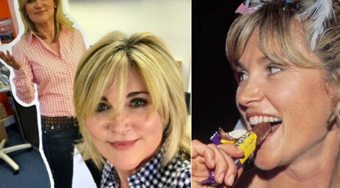 Wally of the Week – Anthea Turner on getting her tits out and shagging – 'Shagger Turner' sinks to a new low; 'Princess Tippytoes' Anthea Turner once again illustrates her desperation for attention.