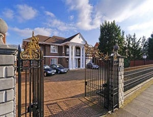 Anything but small - The Fountains, 39 The Bishops Avenue, London, United Kingdom, N2 0BN