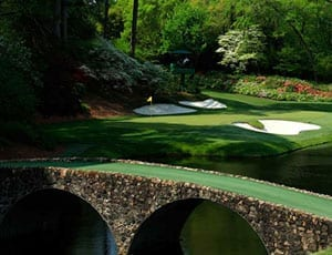 2015 Masters at Augusta