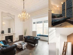 Bijou Queen's Gate, South Kensington, London, SW7 studio - Yours for £1.195 million through Winkworth
