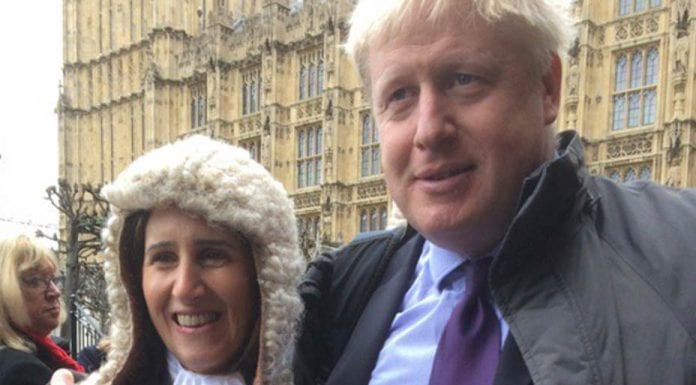 Beastly Boris – Boris Johnson's timing of divorce announcement from Marina Wheeler simply confirms that all he cares about is power; he is however the Michael Heseltine of our generation.