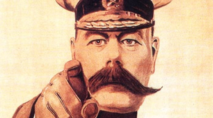 Britain Needs You! Matthew Steeples suggests it is time for change
