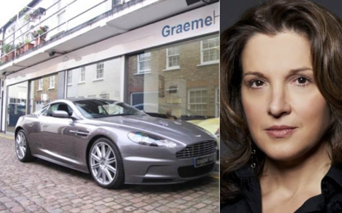 Bonded by Broccoli – 2008 Aston Martin DBS owned originally by James Bond producer Barbara Broccoli OBE – Graeme Hunt seek £175,000 ($232,000 or €206,000)