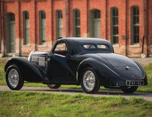 Love at first sight – 1938 Bugatti Type 57C Atalante