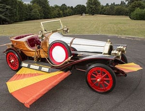 Chitty Chitty Crash Crash – Results of the 2015 Bonhams Goodwood Revival sale