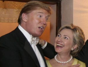 Comment of the Week: Is there a Clinton-Trump pact?