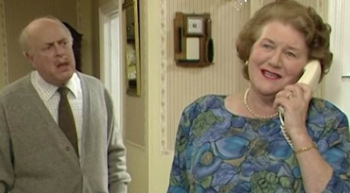 """Is That The Chinese Takeaway? Clive Swift – Richard Bucket – dies – A tribute to Clive Swift, better known as Richard Bucket in the classic sitcom 'Keeping Up Appearances"""""""